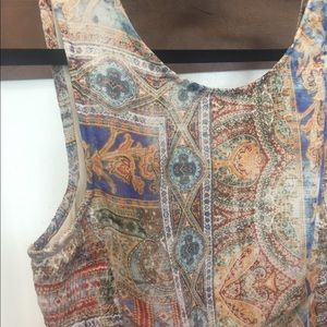 Zara Dresses - 🌷Zara Trafaluc printed dress